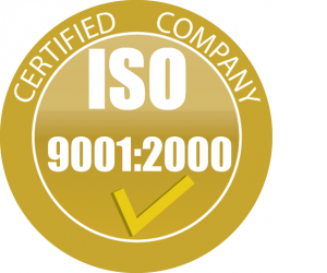 ISO 9001:2000 Logo