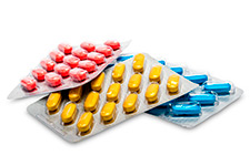 encapsulated tablets